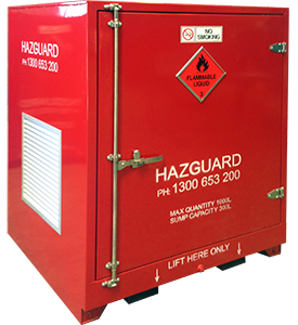 Product Page Dangerous Goods Cabinet
